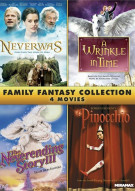 Family Fantasy 4-Film Collection Movie