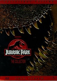 Jurassic Park Collection (Fullscreen) Movie