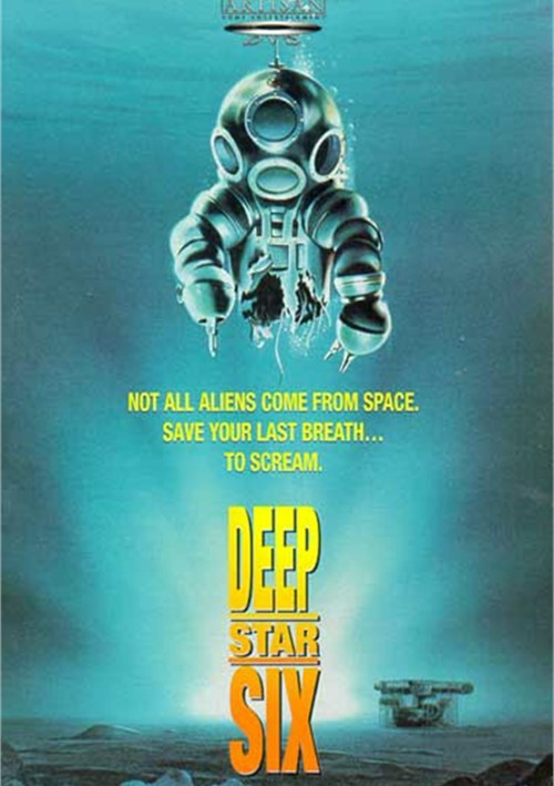 Deep Star Six Movie