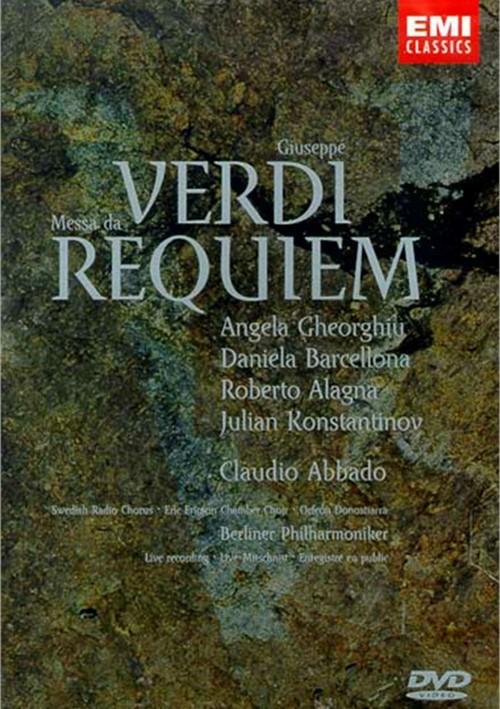 Verdi: Messa Da Requiem - Abbado Movie