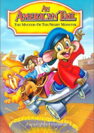 An American Tail: The Mystery Of The Night Monster Movie