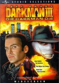 Darkman III: Die Darkman Die Movie