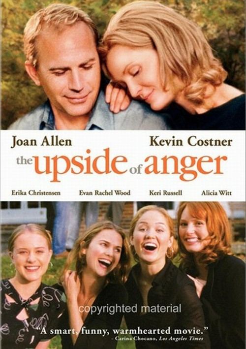 Upside Of Anger, The Movie