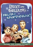 Davey And Goliaths Holiday Spectacular Box Set Movie