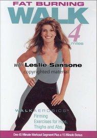 Leslie Sansone: Fat Burning Walk Movie