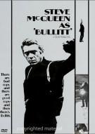 Bullitt (with BBQ Book) Movie