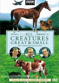 All Creatures Great & Small: The Complete Series 1 Collection Movie