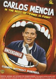 """Carlos Mencia In The Best Of """"Funny Is Funny"""" Movie"""