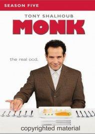 Monk: Season Five Movie