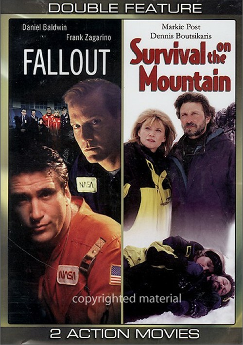 Fallout / Survival On The Mountain (Double Feature) Movie