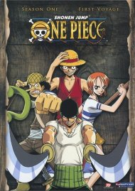 One Piece: Season One - First Voyage Movie