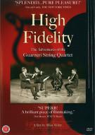High Fidelity: Adventures Of The Guarneri String Quartet Movie