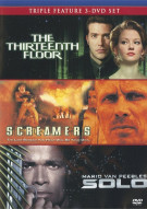Thirteenth Floor, The / Screamers / Solo (Triple Feature) Movie