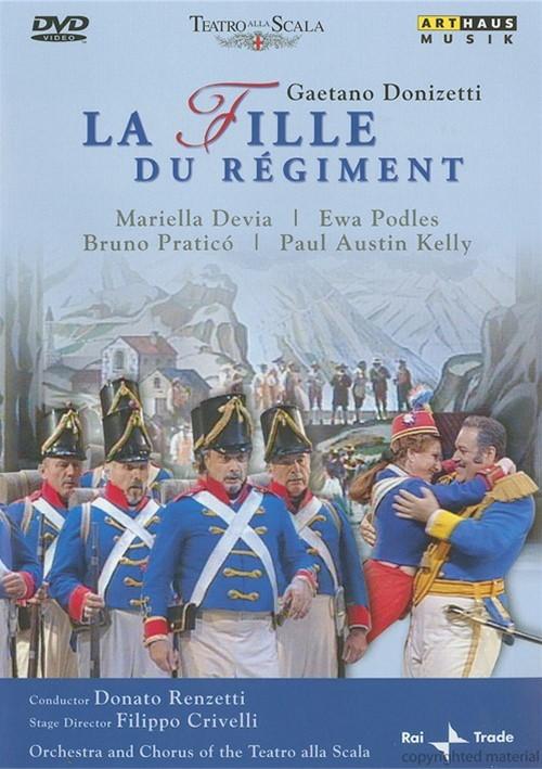 Gaetano Donizetti: La Fille Du Regiment Movie