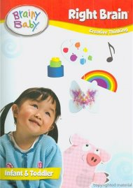 Brainy Baby: Right Brain - Deluxe Edition Movie