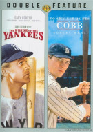 Pride Of The Yankees / Cobb (Double Feature) Movie