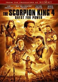 Scorpion King 4, The: Quest For Power Movie