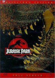 Jurassic Park: Collectors Edition (Fullscreen) Movie