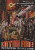 City On Fire Movie