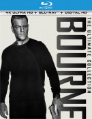 Bourne Ultimate Collection, The (4K Ultra HD + Blu-ray + UltraViolet) Blu-ray