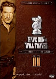 Have Gun Will Travel: The Complete Second Season Movie