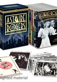 Astaire & Rogers Ultimate Collectors Edition Movie