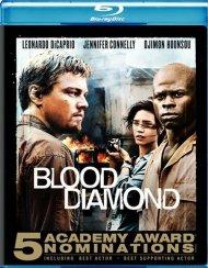 Blood Diamond Blu-ray