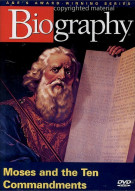 Biography: Moses And The Ten Commandments Movie