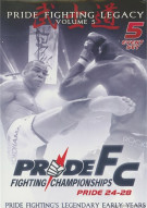 Pride FC: Pride Fighting Legacy - Volume 5 Movie