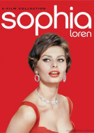 Sophia Loren: 4-Film Collection Movie