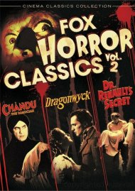 Fox Horror Classics: Volume 2 Movie