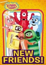 Yo Gabba Gabba: New Friends (With CD) Movie