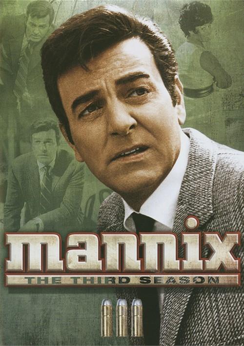 Mannix: The Third Season Movie