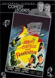 Abbott And Costello Meet Frankenstein Movie
