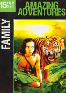 15-Film Adventure Pack: Amazing Adventures Movie