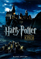 Harry Potter: Complete 8-Film Collection Movie