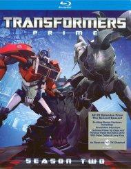 Transformers Prime: Complete Second Season Blu-ray