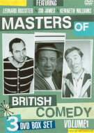 Masters Of British Comedy: Volume One Movie