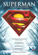 Superman: 5 Film Collection Movie