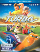Turbo (Blu-ray + DVD + Digital Copy) Blu-ray