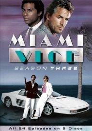 Miami Vice: Season Three (Repackage) Movie