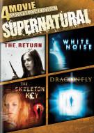 4-Movie Midnight Marathon Pack: Supernatural Movie