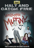 Halt And Catch Fire: The Complete Second Season Movie