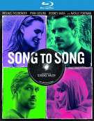 Song To Song Blu-ray