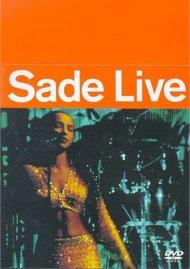 Sade: Live Movie