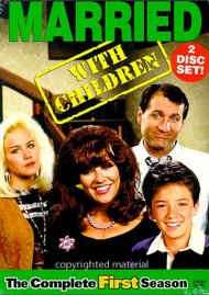 Married With Children: The Complete First Season Movie