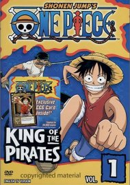 One Piece: Volume 1 - King Of The Pirates Movie