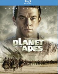 Planet Of The Apes (Repackage) Blu-ray