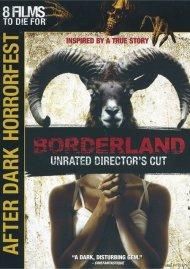 Borderland: Unrated Directors Cut Movie