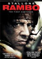 Rambo (Widescreen) Movie